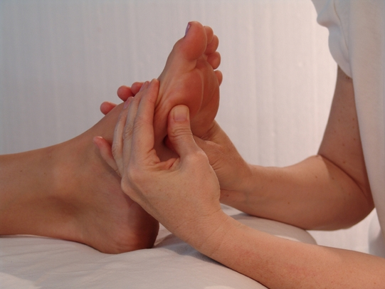 Spinal Advanced Reflexology