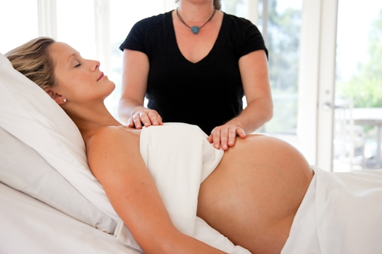 Massage in Pregnancy & Childbirth